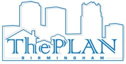 Logo for The Birmingham Comprehensive Plan process