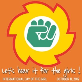 Day of the Girl logo