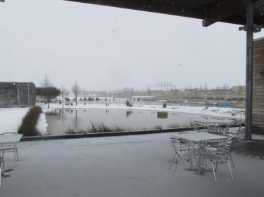 01282014 Snow at Raiload Park