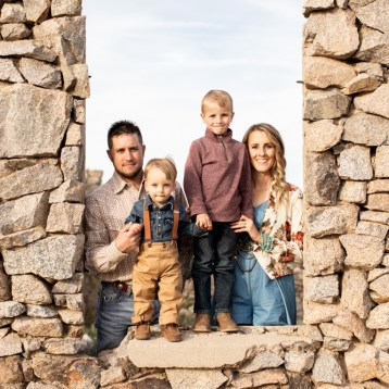 Reuther Family Photos in San Tan Valley, Arizona