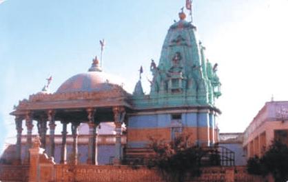 Hinglaj Mataji Mandir - Naliya