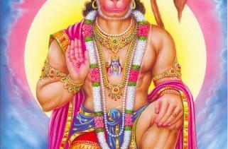 Hanuman Meditation Mantra