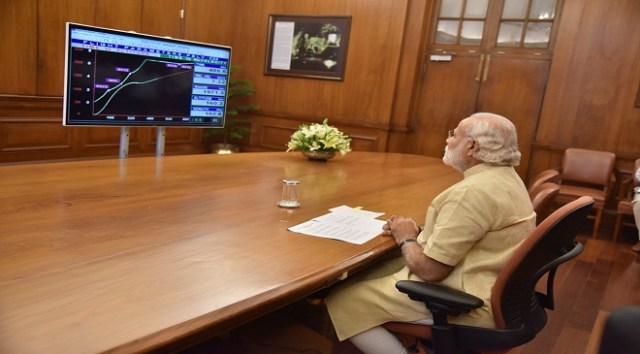 Modi watching government performance