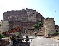 मेहरानगढ़ क़िला, जोधपुर