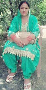 hansraj raghuwanshi mother