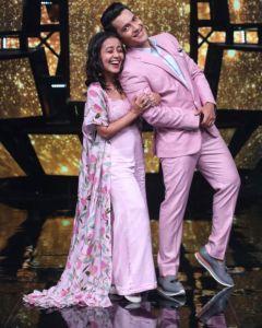 neha kakkar and Aditya narayan