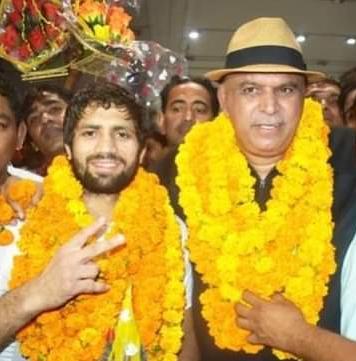 Satpal Singh ravi dahiya