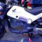Honda Two Wheelers India Showcases 10 New Models From 2016 Auto Expo