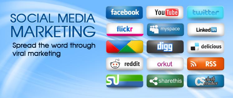 SOCIAL MEDIA MARKETING (1/2)