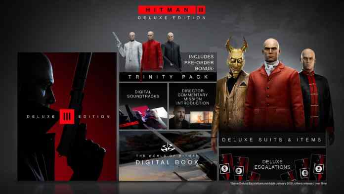 Hitman 3 Game Download for PC