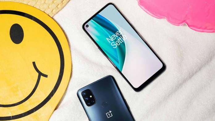 oneplus nord n10 5g price in india