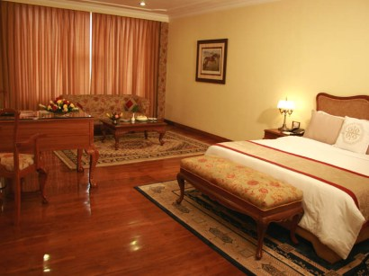Hotel Dynasty Guest Room