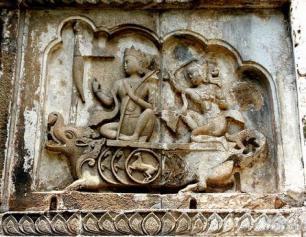 Stone Architecture of Hayagriva Madhava Temple