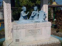 Usha Chitralekha Statue in Agnigarh