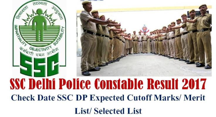 Delhi Police Constable Results 2017 Date Check Here