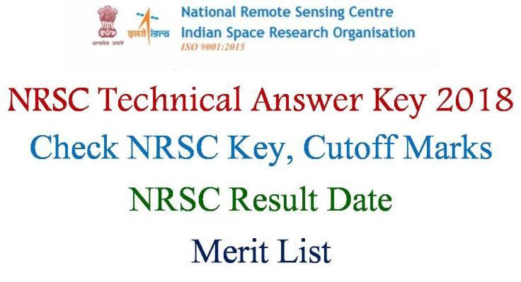 NRSC Key Paper
