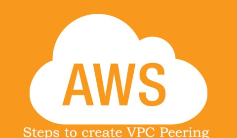 steps to create vpc peering