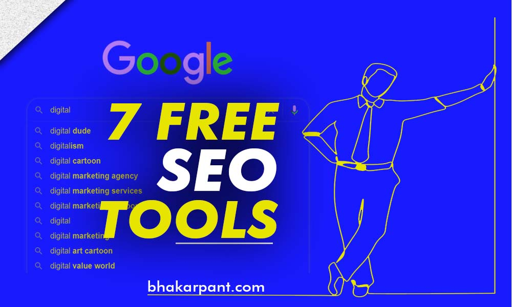7 free seo tools to rank number one on google