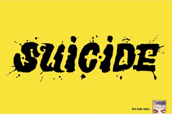 Veja Suicide279