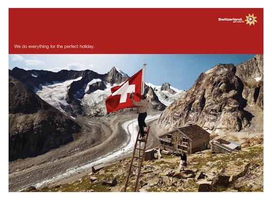 Swiss Tourism 1