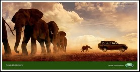Landrover Serengeti
