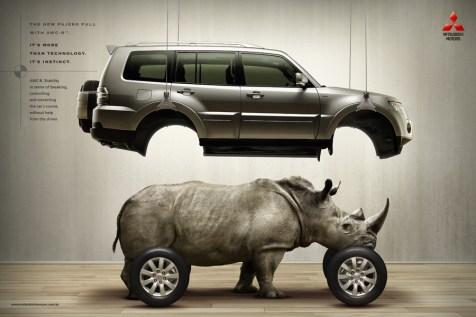 Pajero-rhino