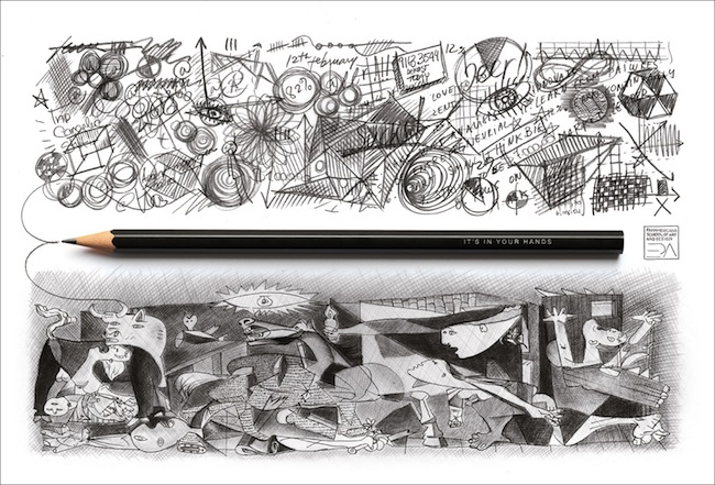 EPA-Panamericana-School-of-Art-and-Design-Pencil