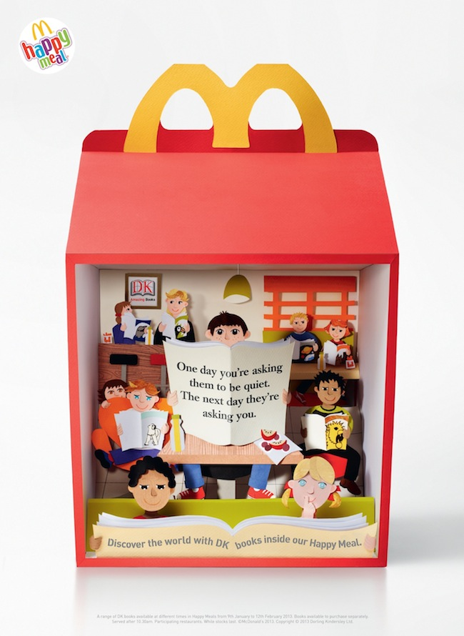 McDonalds-Books