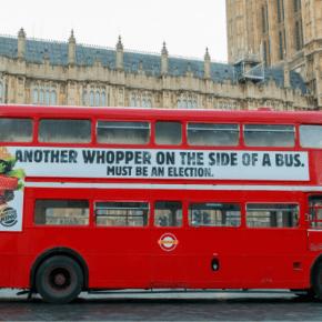 Burger King bus