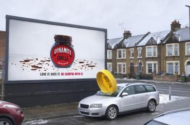 Marmite Dynamite outdoor