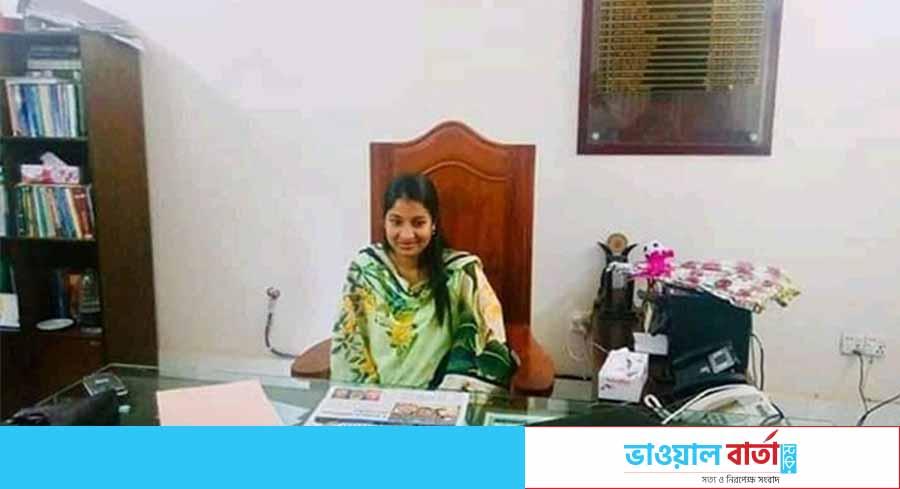ইসমত আরা: একজন মানবিক নির্বাহী অফিসার