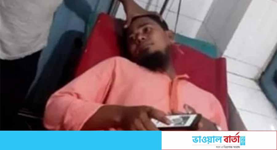 দৌলতখানে সন্ত্রাসী হামলায় সাংবাদিক আহত