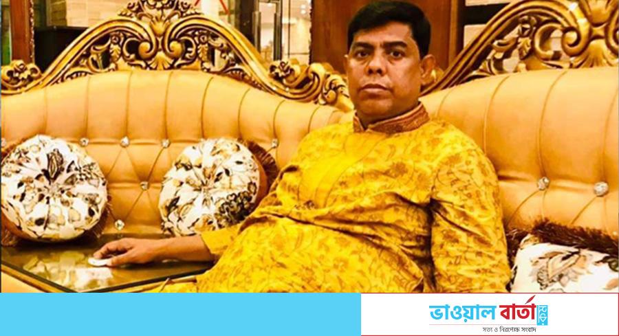 চাঁদাবাজির মামলায় শ্রীপুরের কাউন্সিলর কারাগারে
