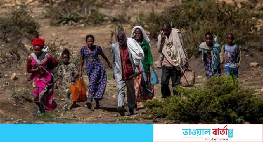 যুদ্ধবিধ্বস্ত টিগ্রের ৯১ ভাগ মানুষের খাদ্যসাহায্য চাই: জাতিসংঘ