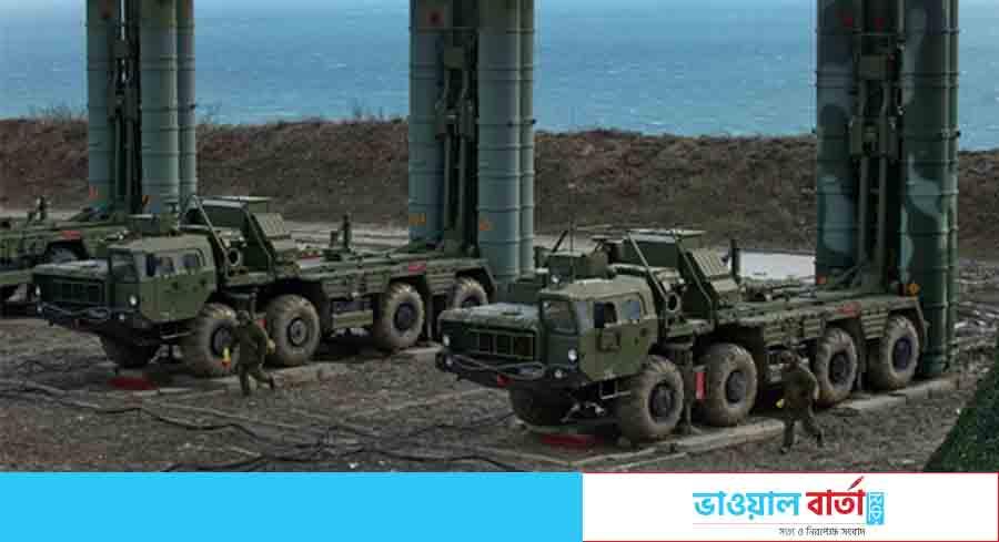 আরো এস-৪০০ ক্ষেপণাস্ত্র ব্যবস্থা কিনবে তুরস্ক