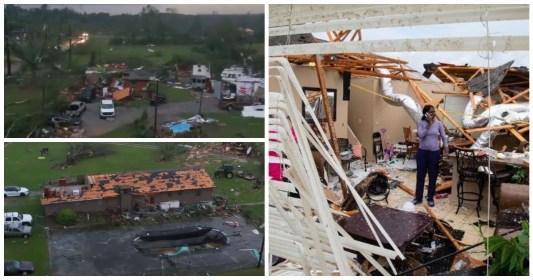 Tornados matam pelo menos seis pessoas nos Estados Unidos