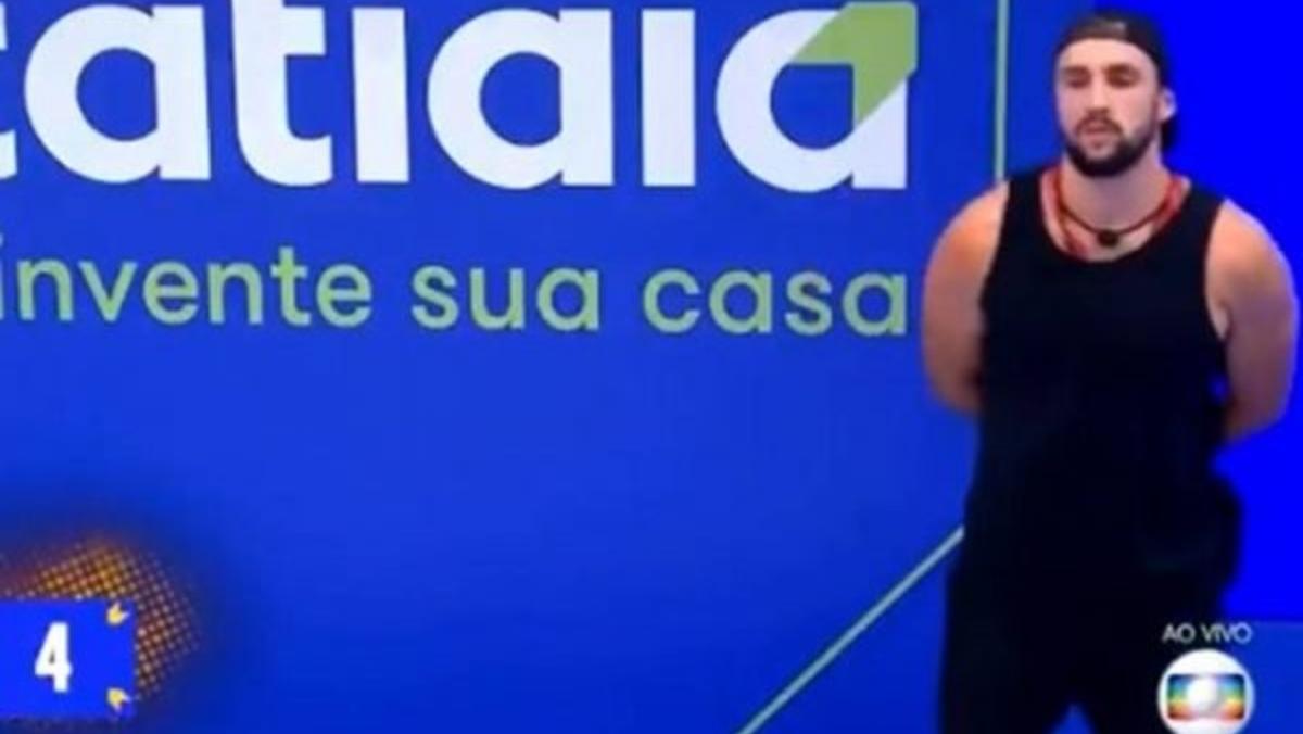 BBB21: Tiago dá 'dica' durante prova para Arthur e viraliza na web - Portal  Notícias BH