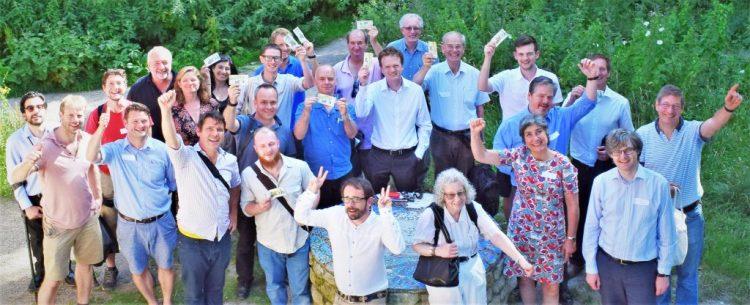 Community Energy South Celebrate Lewes Pound