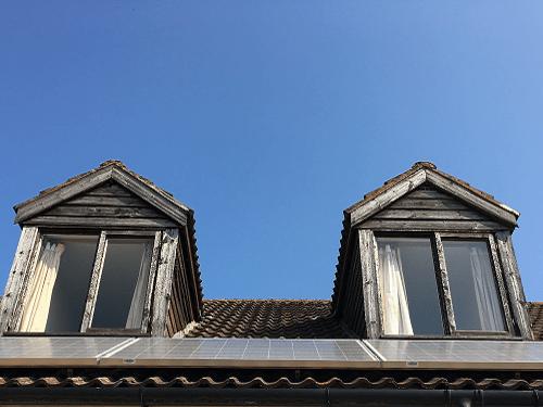 Montessori Place Rooftop Solar PV 2