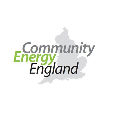 BHESCo Partner - Community Energy England Logo