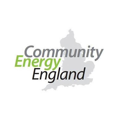 BHESCo Partner - Community Energy England Logo