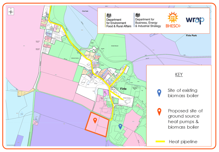 BHESCo District Heat Network