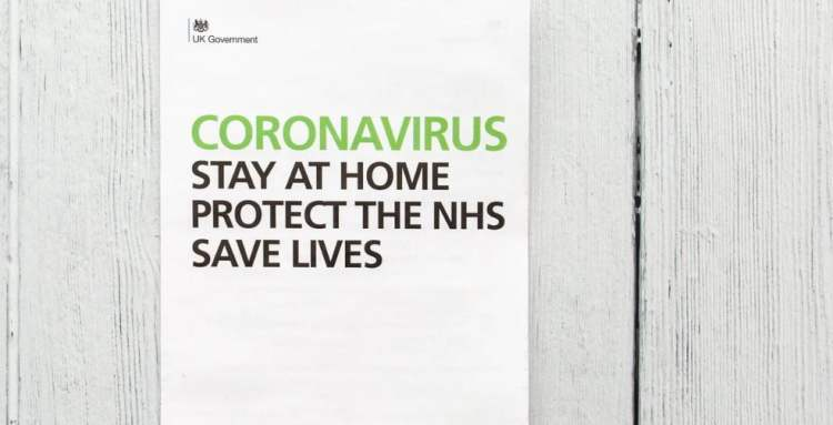 Coronavirus Behaviour Change Stay At Home Gov Leaflet - Brighton Hove Energy Services Coop Blog - iMattSmart - UnSplash