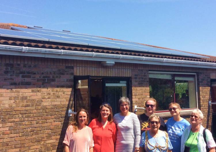 Community Energy in the UK