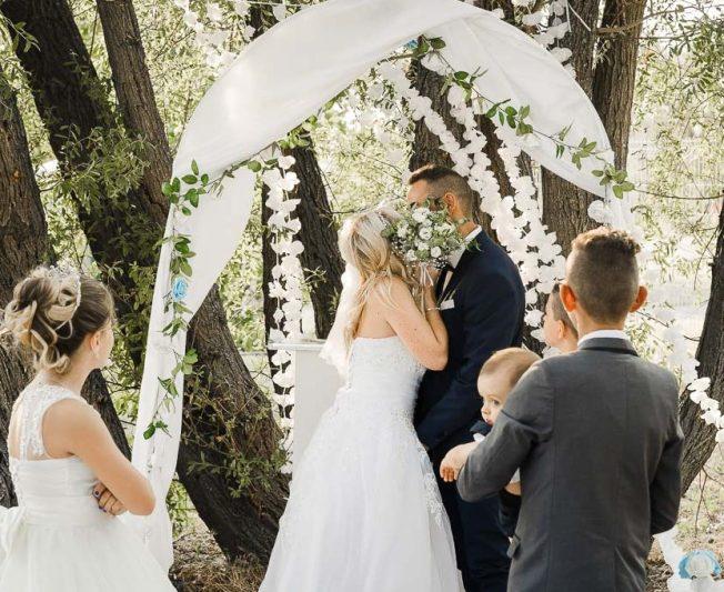 Cérémonie laïque pour un mariage à Tain l'Hermitage. Par Bhf Photographe Mariage