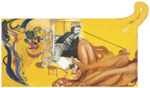 Whiteley Gauguin