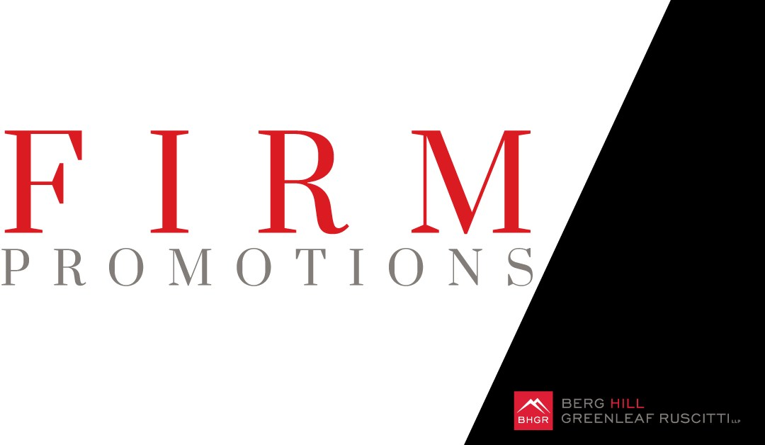 Firm promotions