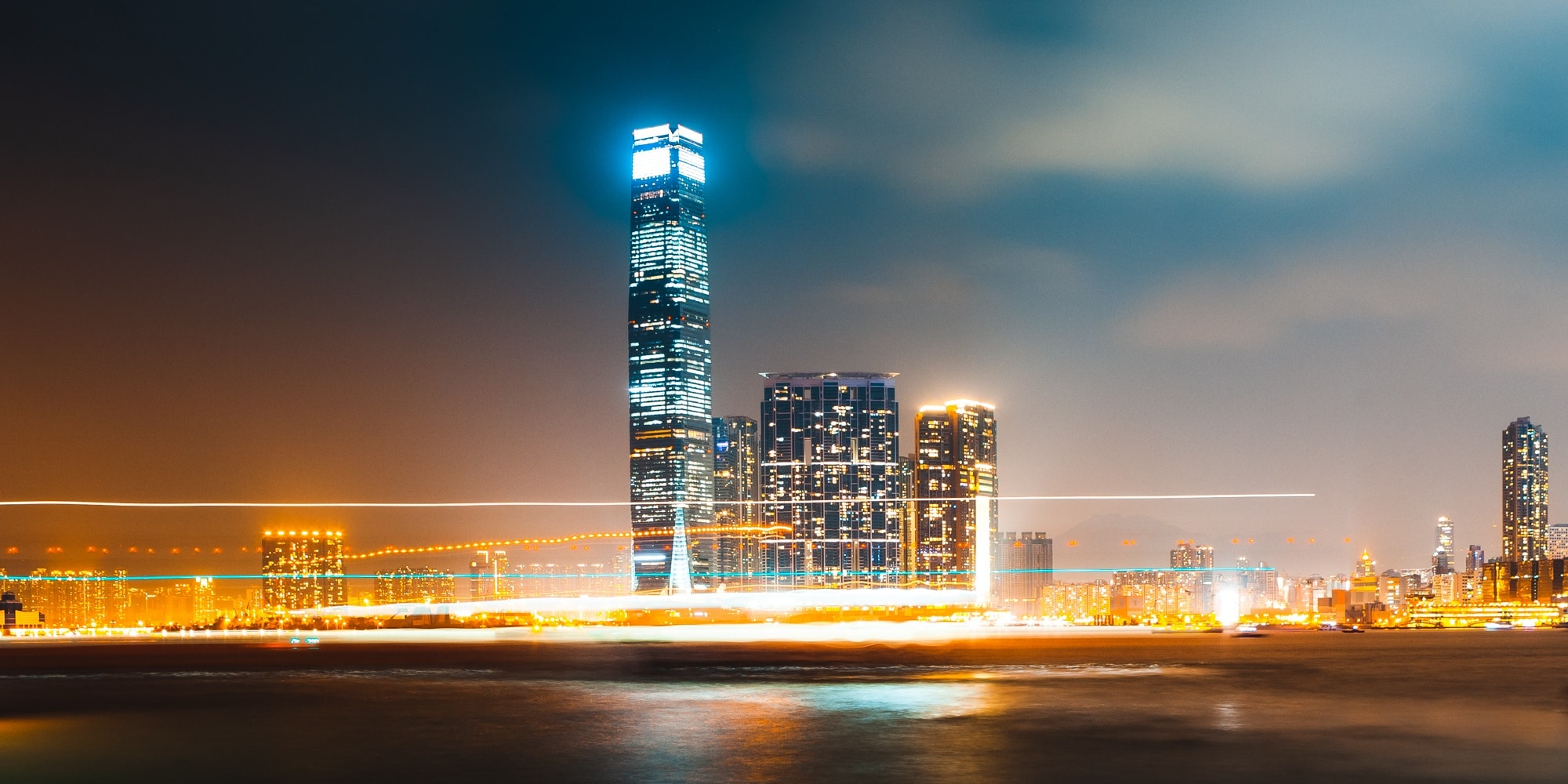 Hong Kong by Apo Genc