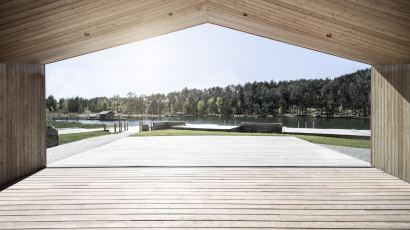 lake house völs by noa
