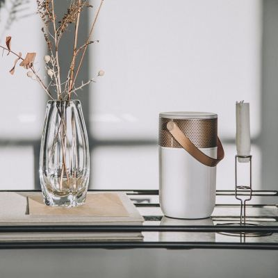 aglow-bluetooth-speaker-white-with-rose-gold-front-02-amara